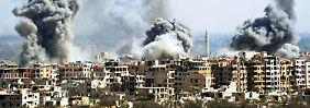 Spekulationen um US-Vergeltungsschlag: Dritte Syrien-Resolutionen scheitert im UN-Sicherheitsrat