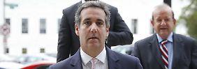 """Im Fall """"Stormy Daniels"""": FBI durchsucht Büro von Trumps Anwalt"""