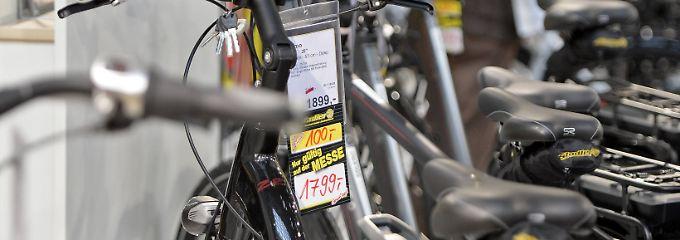 Der ADFC rät von Rädern unter 1800 Euro ab.