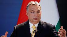 Person der Woche: Viktor Orbán: Islamisierung führt zu Orbanisierung