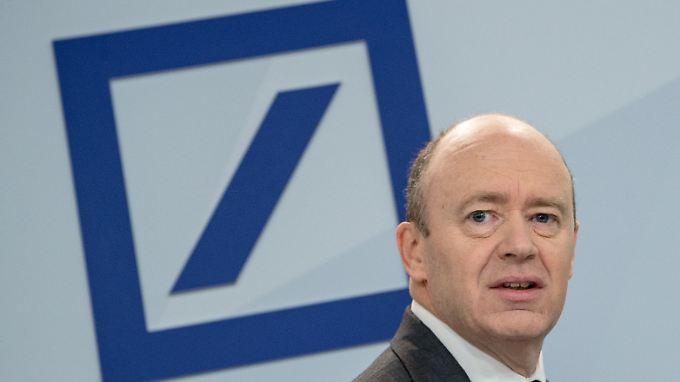 Die Deutsche Bank möchte die Abfindungszahlungen an John Cryan derzeit nicht kommentieren.