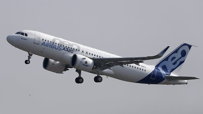 Auch die Überarbeitung des A320 neo muss aufgrund der Triebwerksprobleme offensichtlich vorerst warten.