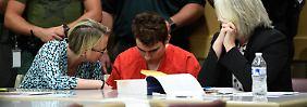 Sattes Erbe von der Mutter: Florida-Schütze will Opfer entschädigen