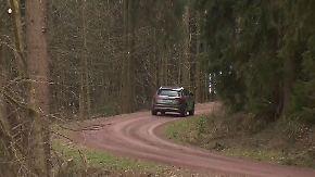 Umleitung wegen Dauerbaustelle: Gemeinde kassiert Maut für rumpeligen Waldweg