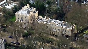 Geldwäsche mit Luxusimmobilien?: Russische Oligarchen bringen London in Zwickmühle