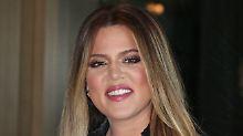 Mitten im Fremdgeh-Skandal: Khloé Kardashians Tochter ist da