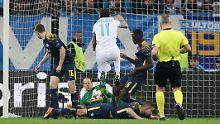 Aus in der Euro-League: Für Leipzig wird Marseille zum Albtraum