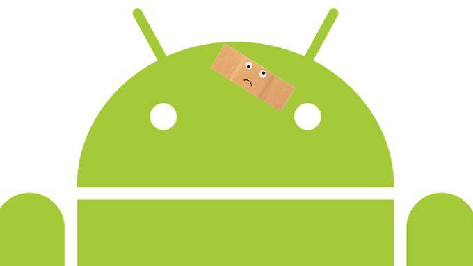 Einige Android-Hersteller täuschen nur vor, dass sie alle Sicherheits-Patches verteilen.