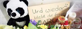 Zweiter Mann am Tatort gesehen: Erstochene Mutter wurde vor Tat bedroht