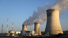 Atomkraftwerk nahe Deutschland: Experten: Tihange 2 ist nicht sicher