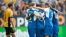Hochspannung in der 2. Liga: Kiel holt Big Points, Union schockt St. Pauli