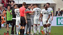 Leverkusen zeigt Königsklasse: Klatsche für Kovac, Köln und HSV punktlos