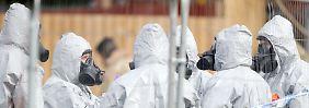 Untersuchungen im Fall Skripal: Moskau wirft OPCW Manipulation vor