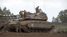 Iranische Präsenz in Syrien: Israel droht Teheran mit Militärschlägen