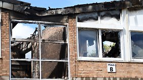 Beim Brand entstand Millionenschaden - war es wirklich der 15-Jährige?