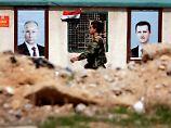 """Syrien nach den Angriffen: """"Assads Allianz ist extrem fragil"""""""