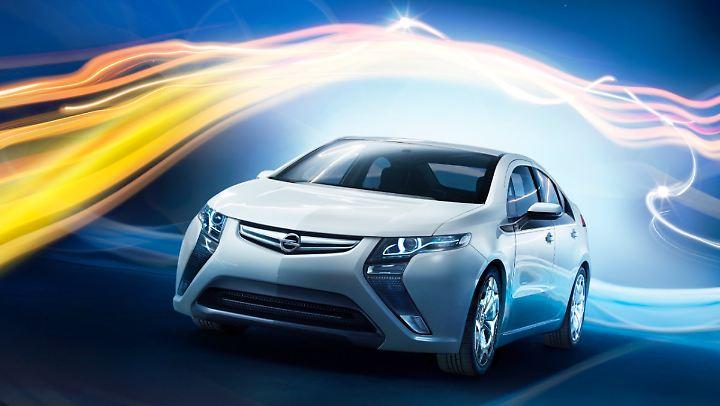 Der Opel Ampera war 2011 seiner Zeit voraus. Auch wenn das Konzept heute veraltet anmutet.