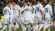 Gegner des FC Bayern humorlos: Real Madrid gewinnt auch ohne Kroos