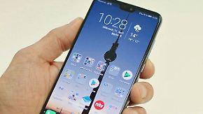 n-tv Ratgeber: Huawei P20 Pro überzeugt mit Triple-Kamera