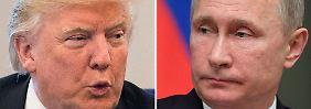 """""""Land wird gebraucht"""": Trump will Russland wieder in G7 aufnehmen"""