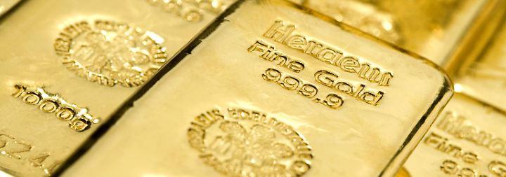 Glänzendes für Krisenzeiten?: Worauf es bei der Anlage in Gold ankommt