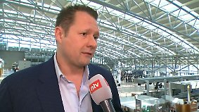 """Dirk Ahlborn im n-tv Interview: """"Hyperloop ist zehnmal sicherer als Fliegen"""""""