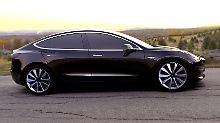 """Musk versucht alles: Tesla will Model 3-Produktion """"24/7"""""""