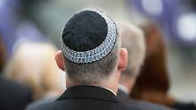 Die Kippa gilt als Symbol jüdischen Glaubens.