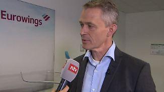 """Michael Knitter zur Personalsuche auf Tinder: """"Bewerberzahlen bei Eurowings haben sich mehr als verdoppelt"""""""