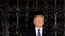 """""""Sehr reibungslos verlaufen"""": Trump bestätigt Pompeos Treffen mit Kim"""