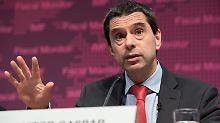 US-Haushaltsdefizit steigt an: IWF warnt vor zu hoher Staatsverschuldung