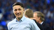 Niko Kovac hinterlässt tiefe Spuren in Frankfurt.