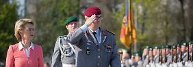 Neuer Generalinspekteur: Wachwechsel an der Spitze der Bundeswehr