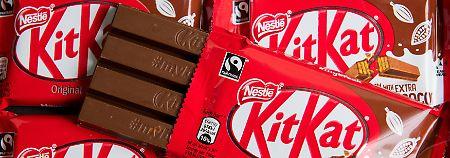 Mondelez geht gegen Nestlé vor: EU soll geschützte Kitkat-Form prüfen