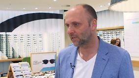 """Startup News: Jens Peter Klatt, Mister Spex: """"Brauchen länger, um profitabel zu werden"""""""