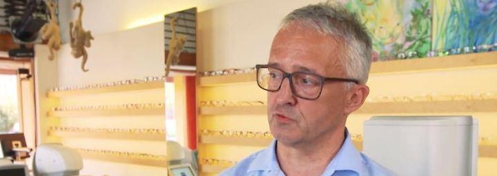 """Startup News: Jan Baréz, Optikermeister: """"Fürchten Internet-Konkurrenz nicht"""""""
