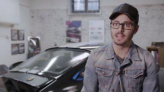 Schrauben ausdrücklich erlaubt: Schwedischer Designer gründet Porsche-Club