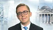 """Philipp Amthor zur Zukunft der EU: """"Ich warne vor Schnellschüssen"""""""