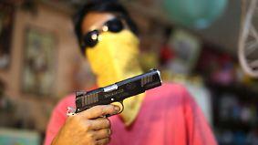 National Geographic: Unterwelten - Illegaler Waffenhandel