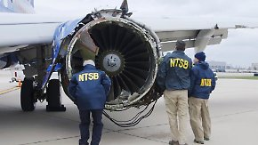 Verzögerung bei Sicherheitsprüfungen: Southwest gerät nach Triebwerkexplosion unter Druck