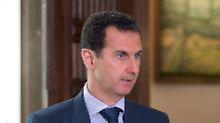 Wer Syriens Staatschef Assad kritisiert, lebt gefährlich.