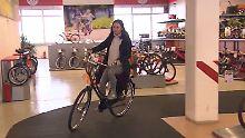 Gute Beratung - großes Angebot: Fahrradhäuser im Test
