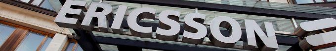 Der Börsen-Tag: 11:57 Ericsson-Aktien gehen durch die Decke