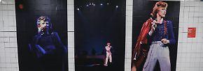 Englishman in New York: U-Bahn-Station wird zu David-Bowie-Museum