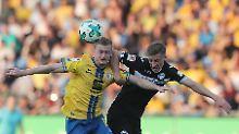 VfL Bochum mit Remis: Braunschweig verpasst Befreiungsschlag