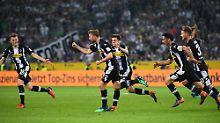 Ein Schlitzohr names Kramer: Gladbach zerlegt abstiegsreife Wolfsburger