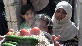 Flüchtlingslager in Syrien: Menschen suchen in Not und Elend nach Neuanfang