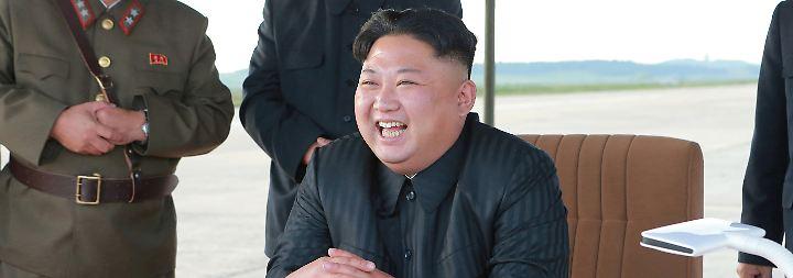 Nordkorea setzt Atomprogramm aus: Kims nuklearer Poker ist geschickt