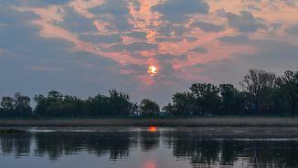Kühle Nacht im Norden: Sonntag knackt die 30-Grad-Marke