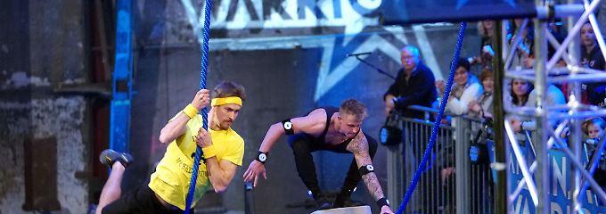 """""""Team Ninja Warrior Germany"""": Muskeltiere und Spiegeleier"""